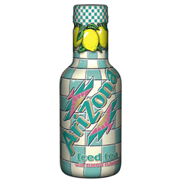 Bild von AriZona Iced Tea Lemon  0,5L