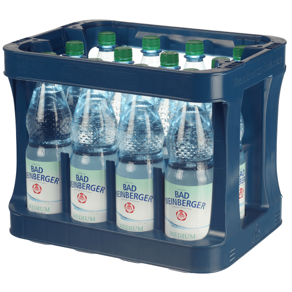 Bild von Bad Meinberger Medium  12 x 1L