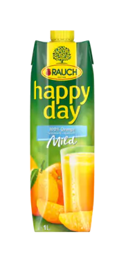 Bild von Happy Day Orange mild  1L