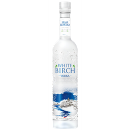 Bild von White Birch Russian Vodka 40%0,7l 0,7L